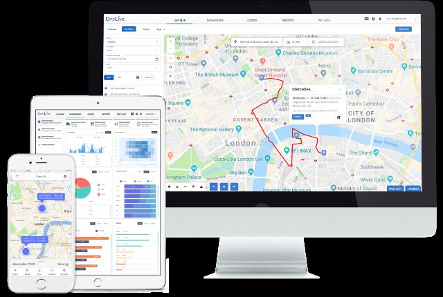 GPS Lokalizácia Softvér